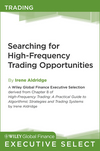 Searching for High-Frequency Trading Opportunities (1118006305) cover image