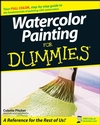 Watercolor Painting For Dummies (1118052005) cover image