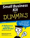 Small Business Kit For Dummies, 2nd Edition (1118054105) cover image