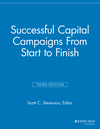 Successful Capital Campaigns From Start to Finish, 3rd Edition (1118690605) cover image