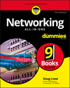 Networking All-in-One For Dummies, 7th Edition (1119471605) cover image