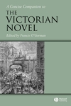 A Concise Companion to the Victorian Novel (1405103205) cover image
