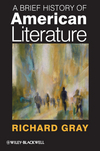 A Brief History of American Literature (1405192305) cover image