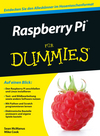 Raspberry Pi für Dummies (3527681205) cover image