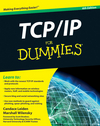 TCP/IP For Dummies, 6th Edition (0470450606) cover image