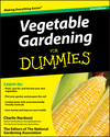 Vegetable Gardening For Dummies, 2nd Edition