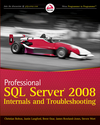 Professional SQL Server 2008 Internals and Troubleshooting (0470618906) cover image
