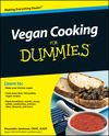 Vegan Cooking For Dummies (0470648406) cover image