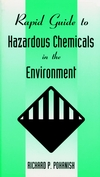 Rapid Guide to Hazardous Chemicals in the Environment (0471288306) cover image