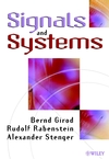 Signals and Systems (0471988006) cover image