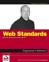 Web Standards Programmer's Reference: HTML, CSS, JavaScript, Perl, Python, and PHP (0764588206) cover image
