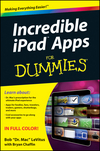 Incredible iPad Apps For Dummies (1118017706) cover image
