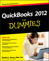 QuickBooks 2012 For Dummies (1118177606) cover image