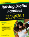 Raising Digital Families For Dummies (1118485106) cover image