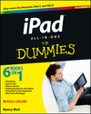 iPad All-in-One For Dummies, 5th Edition (1118541006) cover image