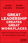Great Leadership Creates Great Workplaces (1118773306) cover image
