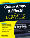 Guitar Amps and Effects For Dummies (1118900006) cover image