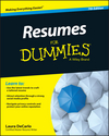 Resumes For Dummies, 7th Edition