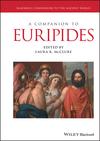A Companion to Euripides (1119257506) cover image