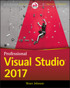 Professional Visual Studio 2017 (1119404606) cover image