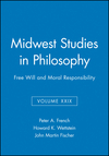 Free Will and Moral Responsibility, Volume XXIX (1405138106) cover image