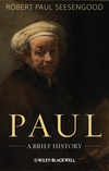 Paul: A Brief History (1405178906) cover image