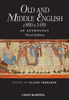 Old and Middle English c.890-c.1450: An Anthology, 3rd Edition (1405181206) cover image