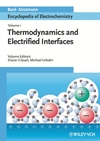 Encyclopedia of Electrochemistry, 10 Volume Set + Index (3527302506) cover image