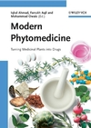 Modern Phytomedicine: Turning Medicinal Plants into Drugs (3527315306) cover image