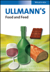 Ullmann's Food and Feed, 3 Volume Set (3527339906) cover image