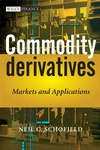 Commodity Derivatives: Markets and Applications (0470019107) cover image