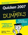 Quicken 2007 For Dummies (0470046007) cover image