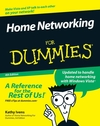 Home Networking For Dummies, 4th Edition (0470144807) cover image
