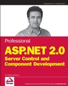 Professional ASP.NET 2.0 Server Control and Component Development (0471793507) cover image