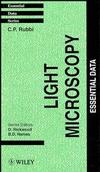 Light Microscopy: Essential Data (0471942707) cover image