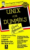 UNIX For Dummies Quick Reference, 4th Edition