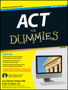 ACT For Dummies, Premier 5th Edition (1118012607) cover image