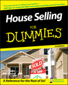 House Selling For Dummies, 3rd Edition (1118051807) cover image