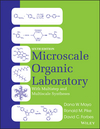 thumbnail image: Microscale Organic Laboratory with Multistep and Multiscale Syntheses, Binder Ready Version, 6th Edition