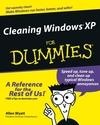 Cleaning Windows XP For Dummies (1118085507) cover image