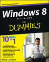 Windows 8 All-in-One For Dummies (1118119207) cover image