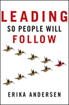 Leading So People Will Follow (1118431707) cover image