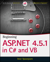 Beginning ASP.NET 4.5.1: in C# and VB (1118846907) cover image