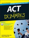 ACT For Dummies, with Online Practice Tests, 6th Edition (1118911407) cover image