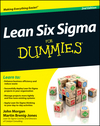 Lean Six Sigma For Dummies, 2nd Edition (1119953707) cover image