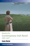 Reading the Contemporary Irish Novel 1987-2007 (1444336207) cover image