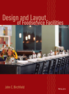Design and Layout of Foodservice Facilities, 3rd Edition (EHEP000607) cover image