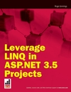 Leverage LINQ in ASP.NET 3.5 Projects (0470259108) cover image