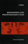 Rhodopsins and Phototransduction (0470515708) cover image