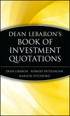 Dean LeBaron's Book of Investment Quotations (0471153508) cover image